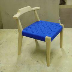 子供椅子(アクリルテープ)